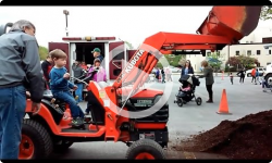 Touch a Truck! May 13, 2017 at Brattleboro Memorial Hospital