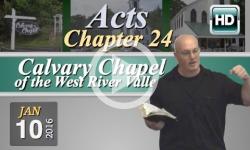 Calvary Chapel: January 10, 2016