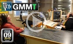 Green Mtn Mornings Tonight: Friday News Show 2/9/18