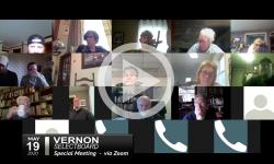 Vernon Selectboard: Vernon SB Mtg 5/19/20