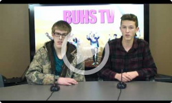 BUHS-TV Broadcast January 11, 2017