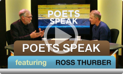 Poets Speak - Conversations with VT Poet Laureate Chard deNiord: Ross Thurber