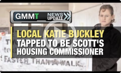 GMMT: Guilford's Katie Buckley named VT Housing Comm'r 1/6/17 (News Clip)