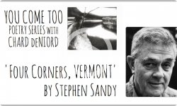 'Four Corners, Vermont' by Stephen Sandy (You Come Too Poetry Series)