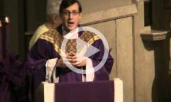 Mass from Sunday November 29, 2015