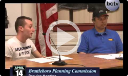 Brattleboro Planning Commission: 4/14/14