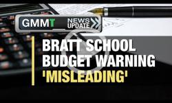 GMMT: Bratt Town Mtg Warning 'Misleading' 2/7/17 (News Clip)
