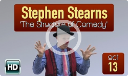 Structure of Comedy: Stephen Stearns - 10/13/14