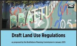 Brattleboro Draft Land Use Regulations - 2015