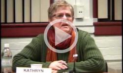 LWV Candidate Conversations: Brattleboro Selectboard 2/16/12