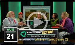 Energy Week Extra: Windham County Senate Candidates (D) - 8/21/14