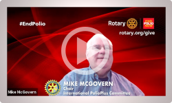 Rotary Cares: Ep 29 - Mike McGovern