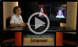 Greater Good Entrepreneur: Ep 7 Milk Money with Janice Shade and Louisa Schibli