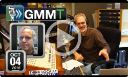 Green Mtn Mornings: Tuesday News Show 10/4/16
