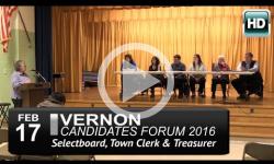 Vernon Candidates Forum 2/17/16