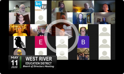 West River Education District: WRED Bd Mtg 4/11/20