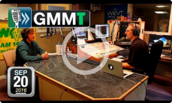 Green Mtn Mornings Tonight: Tuesday News Show 9/20/16