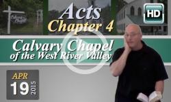 Calvary Chapel: April 19, 2015