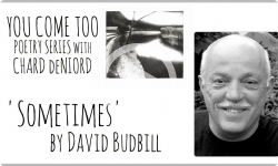 'Sometimes' by David Budbill (You Come Too Poetry Series)