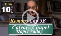 Calvary Chapel: Romans Chp 3B