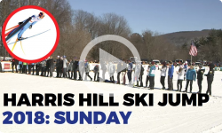 Harris Hill Ski Jump 2018: Sunday