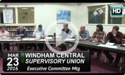 WCSU: Executive Committee Mtg 3/23/16
