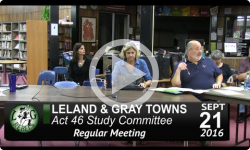 LelandGrayTowns Act46 Study Comm 2016 09 21  loc