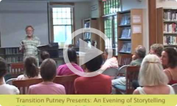 Transition Putney: Stories from the Garden