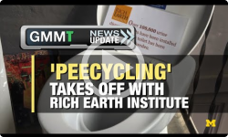 GMMT: Peecycling Takes Off 8/30/16 (News Clip)