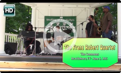 The Franz Robert Quartet 6/6/15