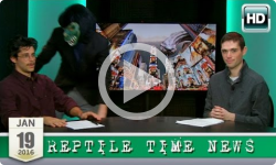 Landmark Broadcasters JTerm 2016: Reptile Time News
