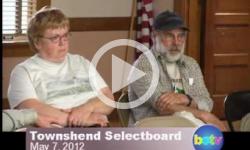 Townshend Selectboard : 05/07/2012