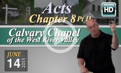 Calvary Chapel: June 14, 2015