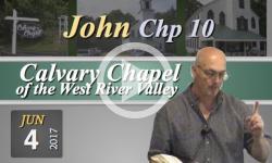 Calvary Chapel: John, Chp 10