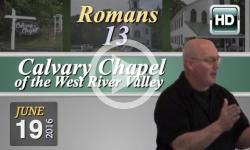 Calvary Chapel: Romans 13