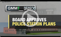 GMMT: Police Station Plans Unanimously Approved 9/6/16 (News Clip)