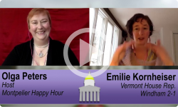 Montpelier Happy Hour: Welcome to Vermont, COVID-19...