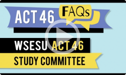 Act 46 FAQs for WSESU (Full Video)