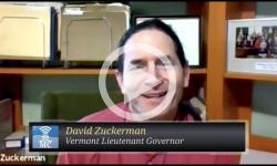Montpelier Connection: Lt. Gov David Zuckerman 5/14/20