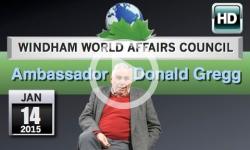 WWAC: Ambassador Donald Gregg - 1/14/15