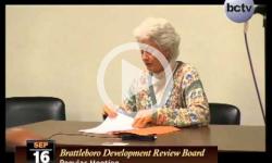 Brattleboro Development Review Board 9/16/13