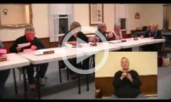 Brattleboro Housing Authority Board Mtg. 9/16/13