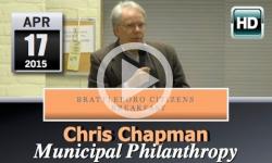 Brattleboro Citizens Breakfast: Chris Chapman