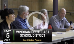 WSESD Candidates Forum 5/5/19
