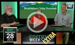 Energy Week Extra: Brattleboro Solar Summer 5/28/15
