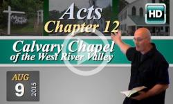 Calvary Chapel: August 9, 2015
