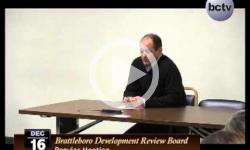 Brattleboro Development Review Board 12/16/13