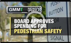 GMMT: Board Approves Spending for Pedestrian Safety 9/27/16 (News Clip)