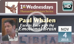 1st Wednesdays: Face to Face with the Emotional Brain
