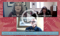 Keeping Up with Senior Solutions: Episode 14 - Carol Stamatakis